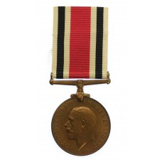 George V Special Constabulary Long Service Medal - Arthur Jacobs