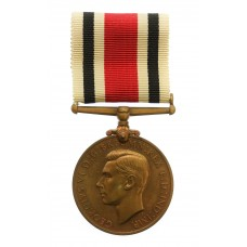 George VI Special Constabulary Long Service Medal - Horace P. Charles