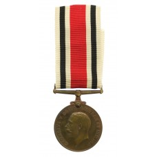 George V Special Constabulary Long Service Medal - John Thomas