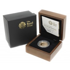 Royal Mint 2008 United Kingdom 22ct Gold Proof Full Sovereign Coin