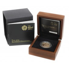 Royal Mint 2013 United Kingdom 22ct Gold Proof Full Sovereign Coin