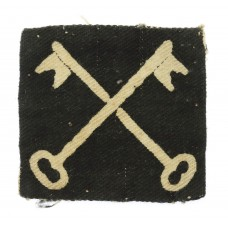 2nd Infantry Division Printed Formation Sign