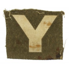 5th Infantry Division Printed Formation Sign