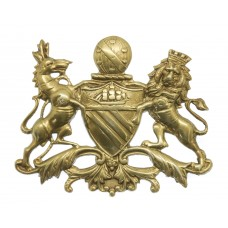 Manchester City Police Coat of Arms Cap Badge
