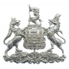 Salford City Police Coat of Arms Cap Badge
