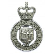 Bristol Special Constabulary Cap Badge - Queen's Crown