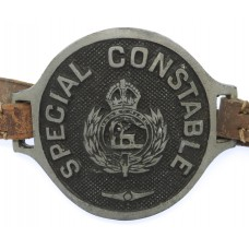 Berkshire Constabulary Special Constable Armband
