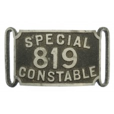 Special Constable Duty Armband Badge