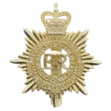Royal Army Service Corps (R.A.S.C.) Anodised (Staybrite) Cap Badge