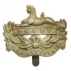 Gloucestershire Regiment Cap Badge