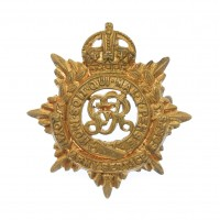 George V Royal Army Service Corps (R.A.S.C.) Collar Badge