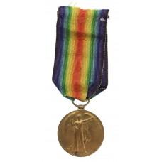 WW1 Victory Medal - Sjt. W. Beddall, Royal Artillery