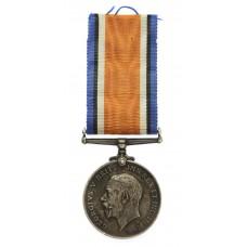 WW1 British War Medal - Pte. J. Gardiner, Army Service Corps
