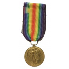 WW1 Victory Medal - Dvr. A. Roberts, Army Service Corps