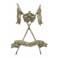 Indian Army Hodson's Horse Headdress Badge