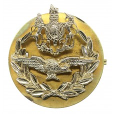 Royal Air Force (R.A.F.) Master Aircrew Anodised (Staybrite) Rank Badge