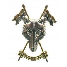Scottish & North Irish Yeomanry Cap Badge