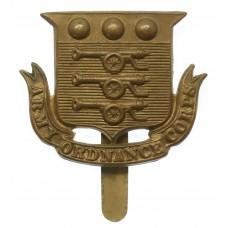 Army Ordnance Corps Cap Badge