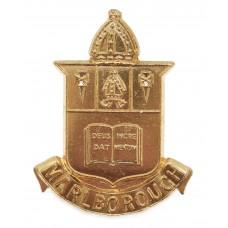 Marlborough College O.T.C. Cap Badge