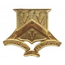 Bloxham School Oxfordshire O.T.C. Cap Badge