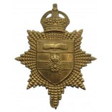University of London O.T.C. Cap Badge - King's Crown