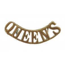 The Queen's (Royal West Surrey) Regiment (QUEEN'S) Shoulder Title