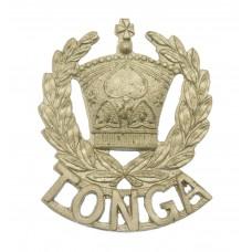 Tonga Police Cap Badge