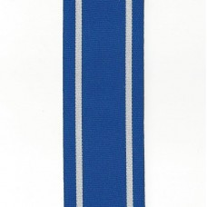 NATO Services Medal (Former Yugoslavia) Ribbon – Full Size