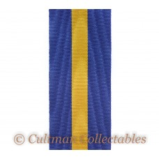 European Security & Defence Policy Service / ESDPS Medal Ribbon – Full Size