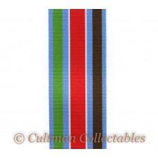 UN / United Nations Bosnia Medal Ribbon – Full Size