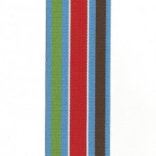 UN / United Nations Bosnia Medal Ribbon – Full Size
