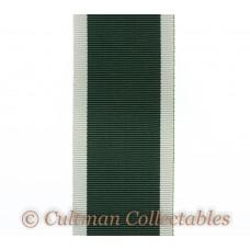 Royal Naval Reserve Decoration Medal Ribbon – Full Size