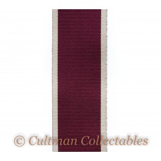 Army Long Service & Good Conduct Medal Ribbon (Post 1917) – Full Size