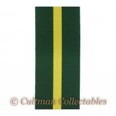 Territorial Decoration Medal Ribbon – Full Size