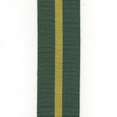 Territorial Force Efficiency Medal / TFEM Ribbon – Full Size