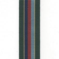 Volunteer Reserves Service Medal Ribbon – Full Size