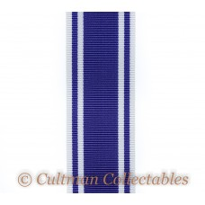 Police Long Service & Good Conduct Medal Ribbon - Full Size