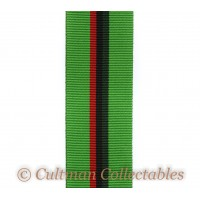 Royal Ulster Constabulary Service Medal Ribbon (1st Type) – Full Size