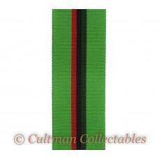 Royal Ulster Constabulary Service Medal Ribbon (1st Type) – Full