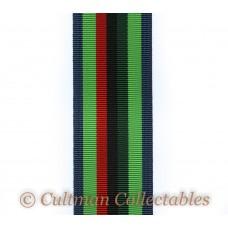 Royal Ulster Constabulary Service Medal Ribbon (post 2001) – Full Size