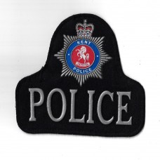 Kent Police Cloth Pullover Patch Badge