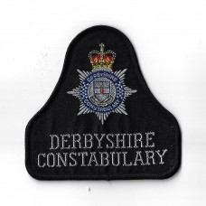 Derbyshire Constabulary Cloth Pullover Patch Badge