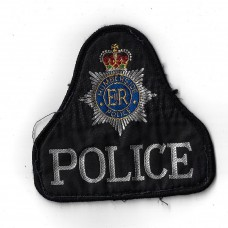 Humberside Police Cloth Pullover Patch Badge