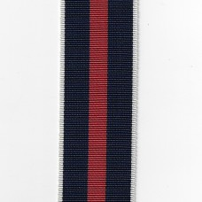 Edward VII 1902 Coronation Medal Ribbon – Full Size