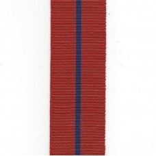 Edward VII 1902 Coronation Medal Ribbon (Police) – Full Size