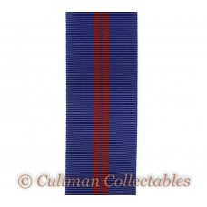 George V 1911 Coronation Medal Ribbon – Full Size