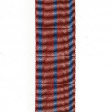 George V 1911 Coronation Medal Ribbon (Police) – Full Size
