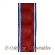George V 1935 Jubilee Medal Ribbon – Full Size