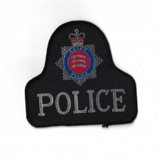 Essex Police Cloth Pullover Patch Badge