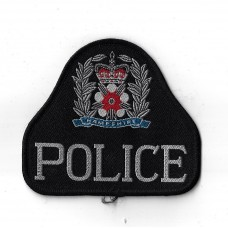 Hampshire Police Cloth Pullover Patch Badge